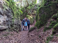 Forest of Dean and Wye Valley April 2021: A four night holiday, staying in Clearwell in the Forest of Dean, including some forays over the border into Wales to visit family.