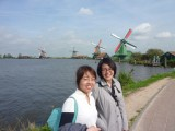 Holland: A weekend in Holland with Chie and Yuka.
