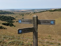 South Downs July 2018: Two days in the South Downs. First day spent walking along the South Downs Way from Eastbourne to Southease, spent the night in Lewes, then the second day visited the idyllic Breaky Bottom vineyard.