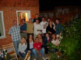 Steve's 30th: [Saturday 21st August 2004] A surprise barbeque to celebrate Steve's 30th birthday.