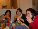 Yuka and Miho in the UK: [Thursday 17th February - Wednesday 16th March 2005] A collection of all the sets of pictures taken over the time Yuka and Miho were staying with us, in February / March 2005.
