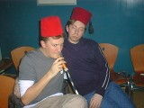 Arabic Night: Finally uploaded to the web proper in September 2002 (!!). Scary hypnotists, Fez hats, Nargila, it's all here!