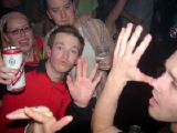 Night Out in Bristol: [Saturday 27th March 2004] A big night out with Gav and friends to mark Gav leaving Bristol.