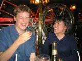 Chie's Birthday: A lovely night out at TGI Friday's (yes it is possible) to celebrate Chie's 21st birthday.