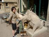 Cotswolds: [Monday 5th May 2003] A day out in the Cotswolds for afternoon tea as a birthday treat for Chie.