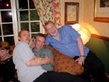 George's Birthday: A surprise party at the Calcot Hotel, to celebrate the birthday of the MD of my company.
