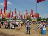 Glastonbury Festival: [Friday 27th - Sunday 29th June 2003] Mine and Chie's first trip to the legendary music festival.