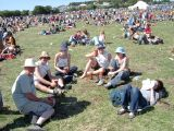 Glastonbury 2004: [Friday 25th - Sunday 27th June 2004] Our second trip to the king of festivals.