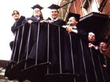 Graduation: The day I (along with a number of my friends) graduated from Reading University.