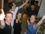 Leon's Party: [October 23rd 1999] See what went on at Leon's house warming party in Dorset.