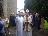 Dad's Ordination: The day my Dad became Reverend Dad. Featuring Rowan Williams, now the Archbishop of Canterbury.