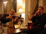 RAF Club: A jolly along to the RAF officer's club with many of the usual suspects.