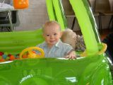 William's First Birthday: [Sunday 30th March 2003] Pictures from my Nephew's first birthday party.