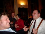 Softel's Christmas Party 2003: Our annual Christmas jaunt, this year held at Danesfield House near Marlow.